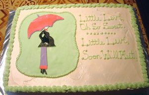 Baby Shower Cake Wording And Sayings