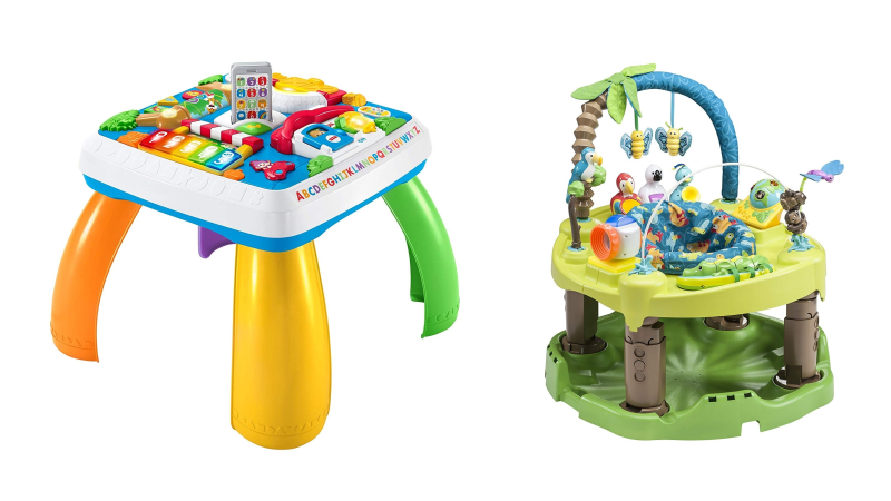 Which activity table is the best for babies?