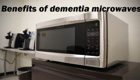 Benefits of dementia microwaves 2020