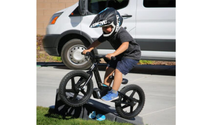 electric bikes for kids